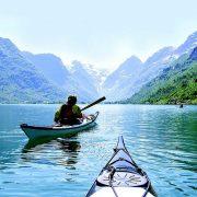 Mellom fjorder og fjell