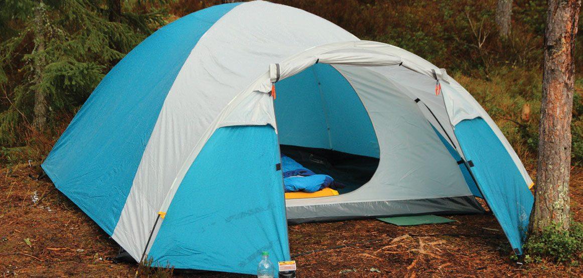 Mye telt for pengene