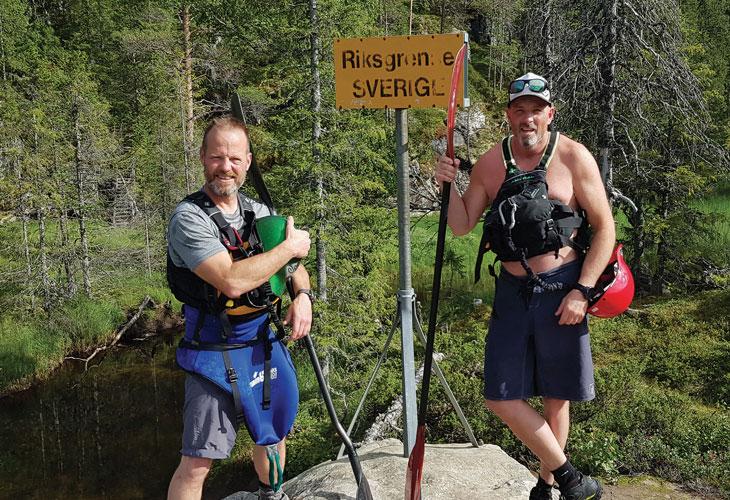 Norge på tvers i kajakk – i hvert fall nestenNORGE PÅ TVERS I KAJAKK – i hvert fall nesten