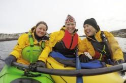 Åleine i grønlandsk villmark