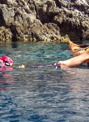 Padleferie i Middelhavet